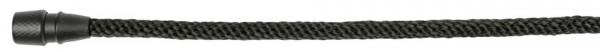 Führstrick GoLeyGo, schwarz,  mit Adapter-Pin, 16mm x 2 m