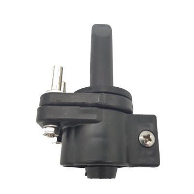 Vakuumanschluss mit E-Kontakt LG1101 Miele Pulsator