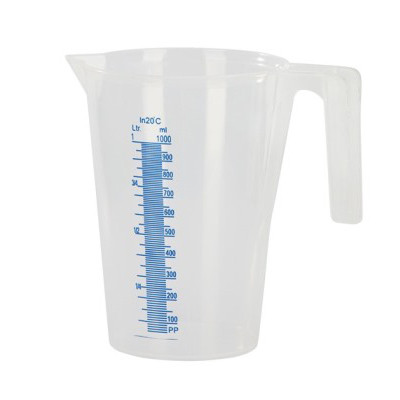 Messbecher Transparent - 1L