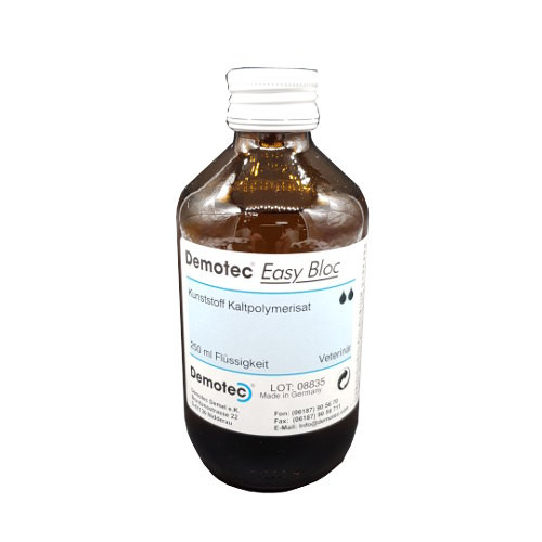 Flüssigkeit für Demotec Easy Bloc 250 ml