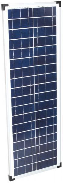 Ako Solarmodul 45W inkl. Lade- regler, Croco-Anschluss