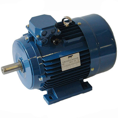 4 KW Elektro Motor Dairymaster Vakuumpumpe