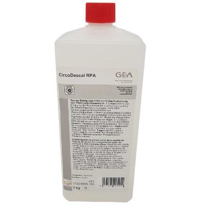 Circodescal 1 Liter Wassseringpumpe Gea / Westfalia Wasserring Vakuumpumpen