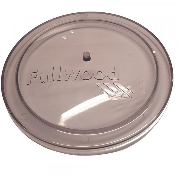 Deckel Transparent 200 mm für Fullwood Milchglocke