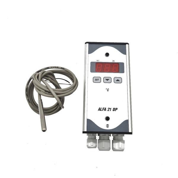 Thermostat mit Digitaler Anzeige