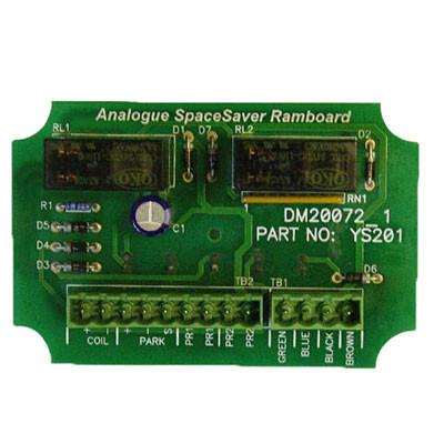 Analog Spacesaver Ramboard YS201 Platine Entmistung Dairymaster