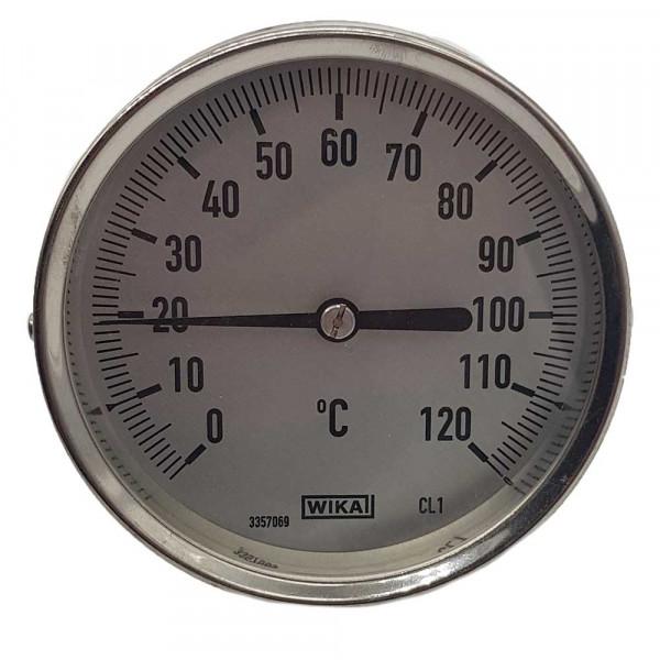 Thermometer für Mueller Wärmerückgewinnug