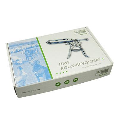 Revolver,Impfspritzen 50 ml 1,0 Teilung