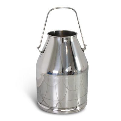 Melkeimer Edelstahl 30 Liter