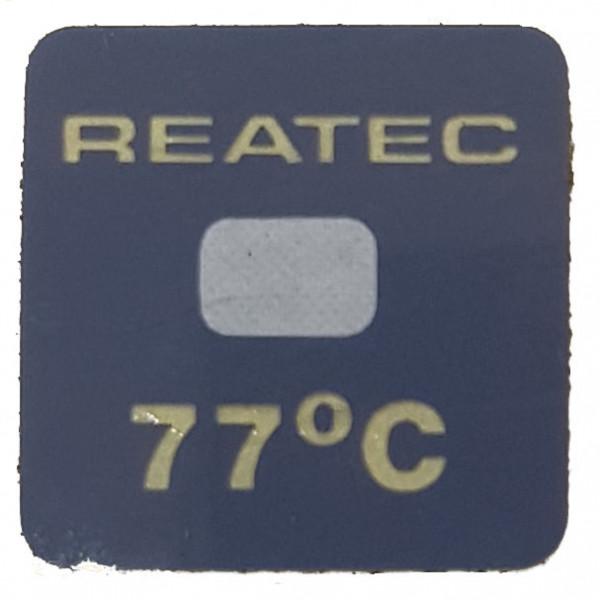 Thermoinidkator 77°C Kochendwasserreinigung Fullwood