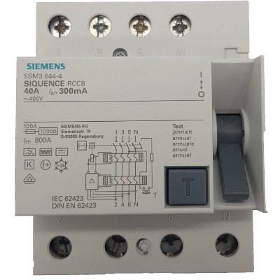 FI-Schalter Typ B, 40/4 300mA SIE