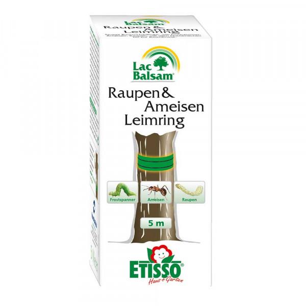 Etisso LacBalsam Raupen und Ameisen Leimring