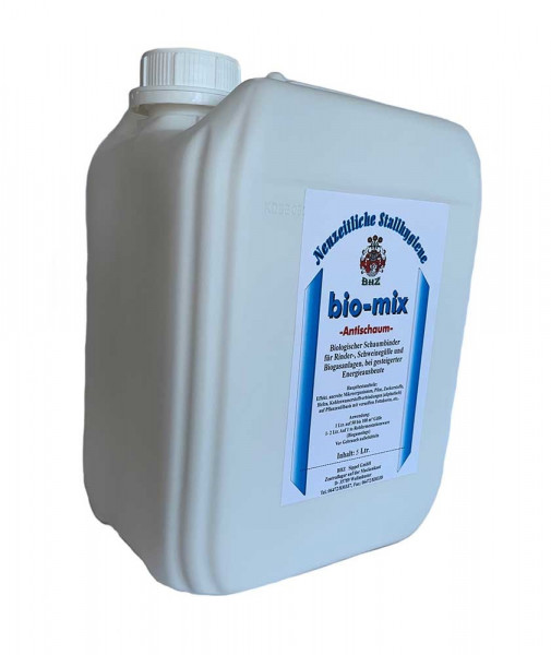 bio-mix Antischaum 5 Liter