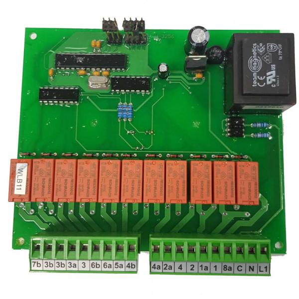 Flaco Reinigungsautomat Programmschaltwerk Typ MTE 0295 Melkanlage