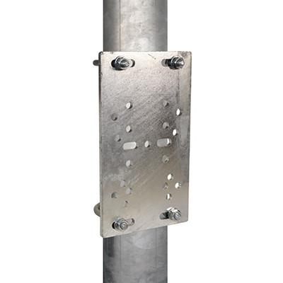 """Adapterplatte für Rohre 2½""""-3½"""""""