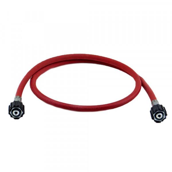 Hochdruck Schlauch NW8 M22x1,5 1,5m rot 315bar