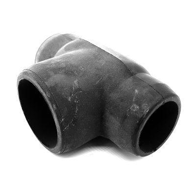 Gummi T-Stück 40-40-50 Gea / Westfalia - Miele / Meltec