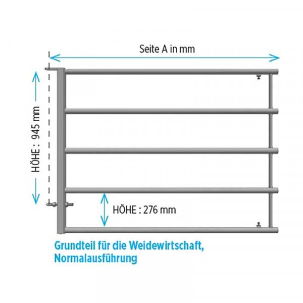 Grundteil leicht 1,50 m