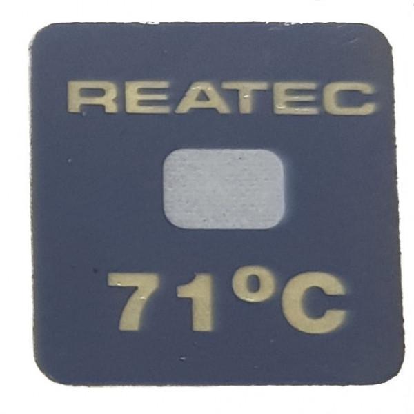 Thermoinidkator 71°C Kochendwasserreinigung Fullwood