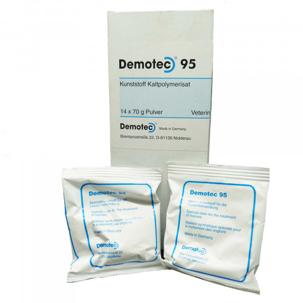 Demotec 95 14 X 70G Pulver im Beutel