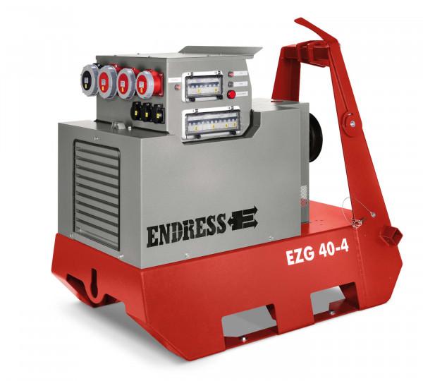 Notstromaggregat für Traktor Endress 40 kva/32 kw