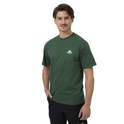 Arla T-Shirt Herren 3er Pck grün