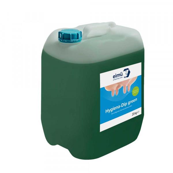 eimü Hygiena-Dip green 20kg Kanister
