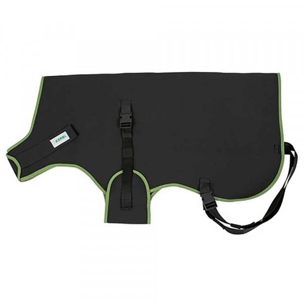 Kälberdecke Premium schwarz, 70cm