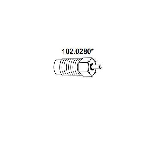 Modell 115 Zungentränke Ventil