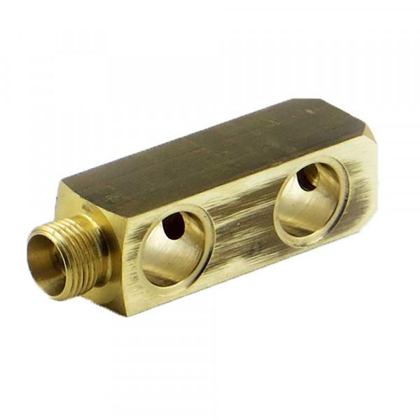 Verteilerblock für Heizschlangen-Eingang HD1140, HD1240, HSC1140, HSC1240