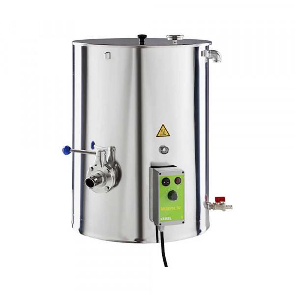 Kälbermilcherwärmer 50 Liter MilkPot 50