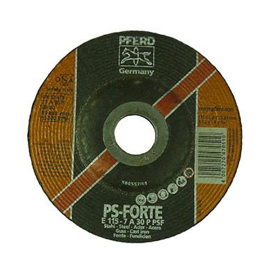 Schruppscheibe Metall PS-Forte 115x7,2mm
