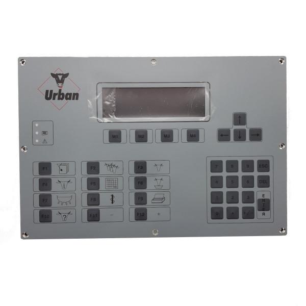 Folientastatur mit Display für Urban Kälbertränke Alma U40