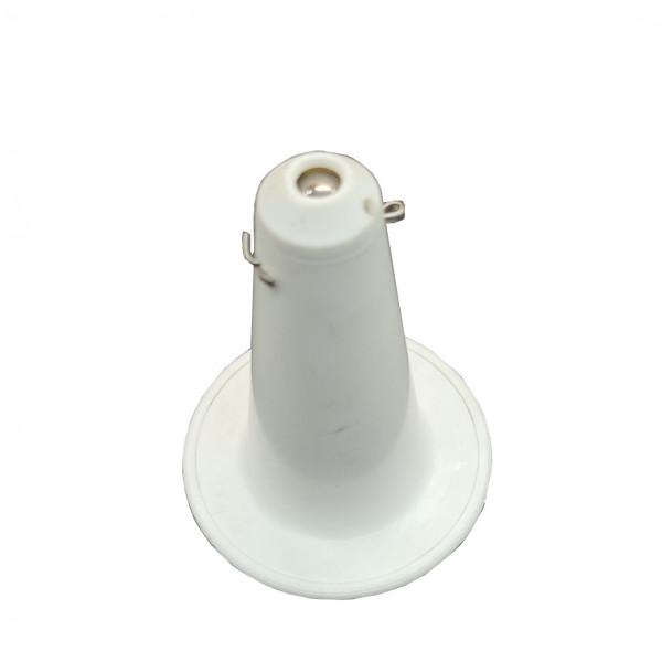 Meltecmeter Ventil Vollständig - Weißer Hut Nedap Milchmengenmesseung