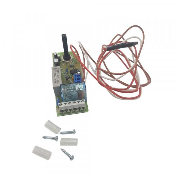 Platine und Sensor für Kälbermilcherwärmer