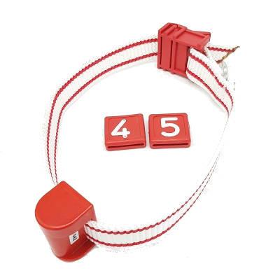 Urban Halsband mit Transponder Alma / Paula U20 / U 40