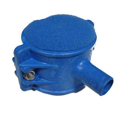 Frischluftfilter Pulsator komplet Dairymaster
